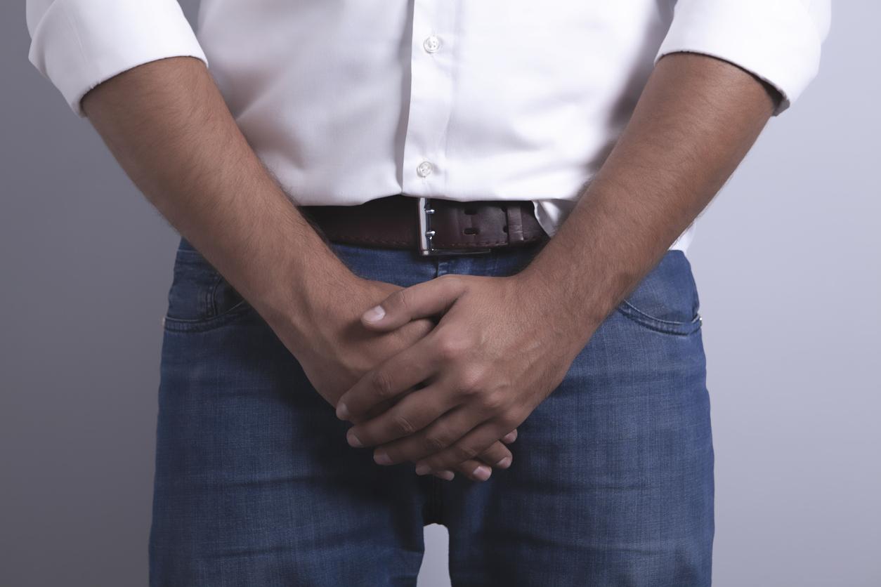 Hash a prostatitis alatt
